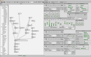 screen capture of audiomulch
